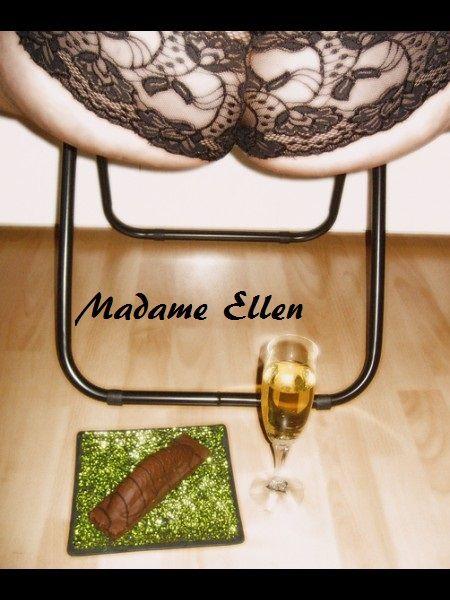Madame Ellen, die Expertin für dirty games